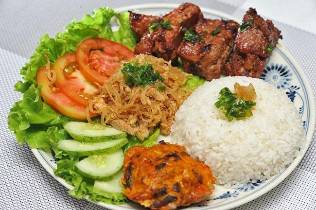 Cơm tấm Sài Gòn ngon tuyệt